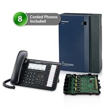 Telephone Systems panasonic kx tda50g dt546 8x 1card