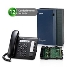 12 Phone Bundles panasonic kx tda50g dt521 12x