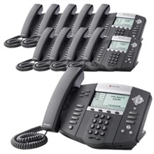 Polycom SoundPoint VOIP Multi Packs 2200 12550 001