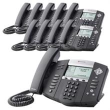 Polycom 4 Line SIP VOIP Phones 2200 12560 001