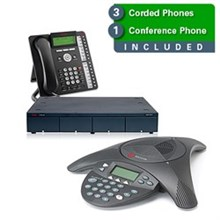 1 10 Users Avaya 700476005 soundstation2 bundle