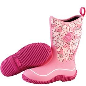 kids hale pink hearts