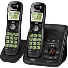 Uniden Wall Phones uniden d1483 2bk