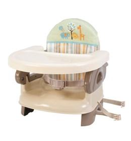 summer infant deluxe comfort folding booster seat safari stripe