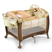 Summer Infant Play Yards And Bassinets summer infant grow with me playard and changer swingin safari