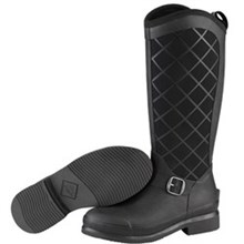 Muck Boots Womens Pacy II Black/Black