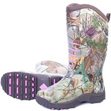 Muck Hunting boots Pursuit Stealth Realtree Xtra/Pink