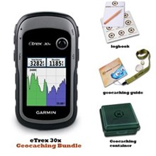 Hiking  eTrex30x geocaching kit