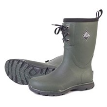 Green Muck Boots arctic excursion lace mid green