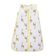 Bedding aden anais jungle jam giraffe cozy sleeping bag