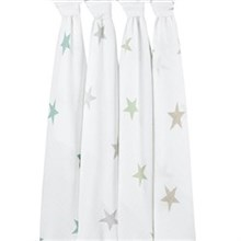 Swaddles Aden Anais Star Print Swaddles