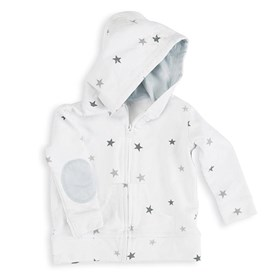 aden anais twinkle tiny star hoodie