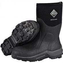 Muck Boots Womens arctic sport mid black