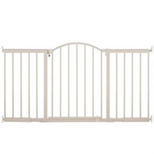Summer Infant Safety summer infant metal expansion gate 6 foot wide walk thru