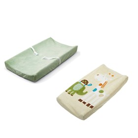 summer infant changing pad cover 2 pack