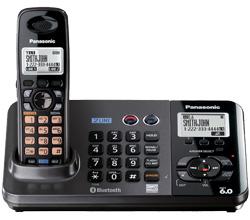 Panasonic DECT 6 0 1 Handset panasonic kx tg9381t