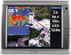 Chartplotter 7000 Series garmin gpsmap7215