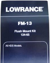 Lowrance Mount Kits lowrance 124 65