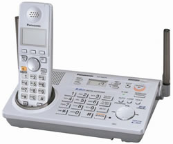 Panasonic 58GHz Cordless Phones panasonic kx tg 5771s