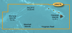 Garmin West Coast United States BlueChart Water Maps garmin bluechart g2 hus027r hawaiian islands mariana