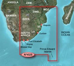 Garmin Africa BlueChart Water Maps garmin bluechartg2 haf452s knysna sa to beira mz