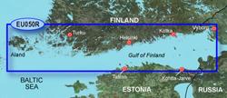 Finland Bluechart Maps garmin bluechart g2 heu050r aland to vyborg