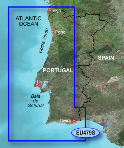 garmin bluechart g2 heu479s portugal