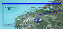 Norway Bluechart Maps garmin bluechart g2 heu052r sognefjorden svefjorden