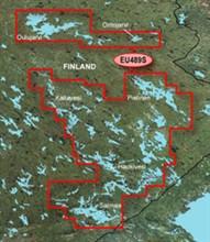 Finland Bluechart Maps garmin bluechart g2 heu489s kupio lappeenranta