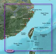 Garmin Asia BlueChart Water Maps garmin bluechart g2 hae003r taiwan