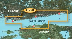 Estonia Bluechart Maps garmin bluechart g2 heu491s kotka to hanko