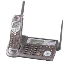 Panasonic 58GHz Cordless Phones panasonic kx tg5100m