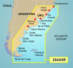 Garmin Central South America Bluechart Watermaps garmin 010C092000