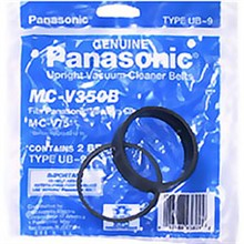 Panasonic Vacuum Replacement Belts panasonic mc v350b