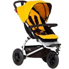 Single Strollers mountain buggy swift compact stroller