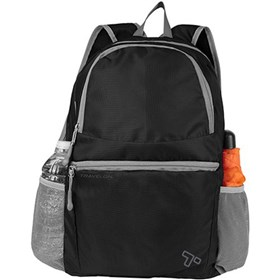 travelon packable multi pocket backpack