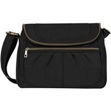 Travelon Signature Bags travelon signature flap compartment crossbody bag
