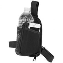 Travelon Comfort Health travelon on the go water bottle holder black