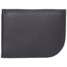 Travelon RFID Wallets travelon safe id leather front pocket wallet