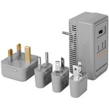 Travelon Travel Accessories travelon high low voltage converter kit