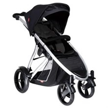 Double Strollers phil and teds verve stroller