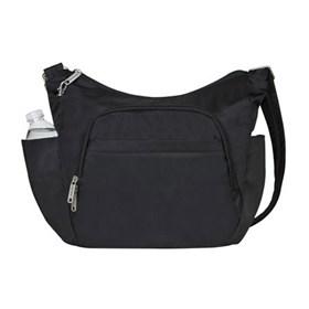 travelon anti theft classic cross body bucket bag