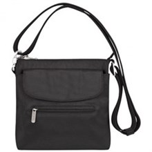 Travelon Classic Bags travelon anti theft classic mini shoulder bag