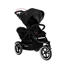 Double Strollers phil and teds dot buggy