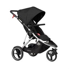 Phil and Teds Single Strollers phil and teds dash inline stroller