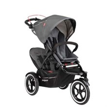 Phil and Teds Single Strollers phil and teds sport inline stroller
