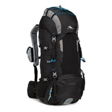 High Sierra Medium hiking Backpacks high sierra hawk 50 frame pack