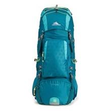 High Sierra Medium hiking Backpacks high sierra womens titian 55 frame pack