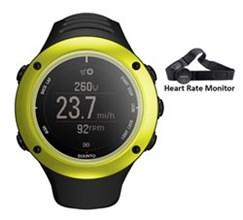Suunto GPS Training  Ambit 2S HR Lime