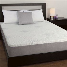 sealy 10 inch memory foam mattress pp twin